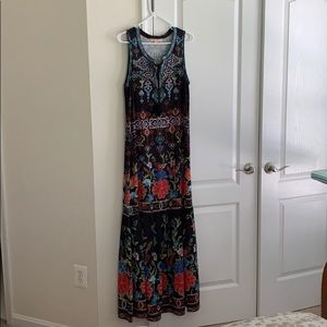 """""""Champagne and Strawberry 🍓 """" Maxi NWOT"""